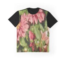 Pretty In Paint 5 Graphic T-Shirt