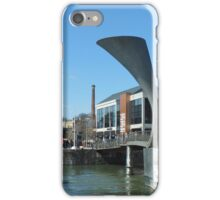 Pero's Bridge, Bristol iPhone Case/Skin