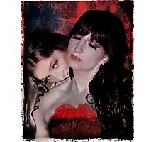 Deadly Vampire Photographic Print