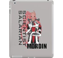 Scientist Salarian iPad Case/Skin
