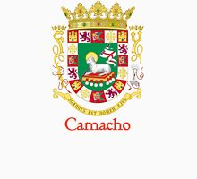 Camacho Shield of Puerto Rico Unisex T-Shirt