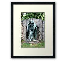 Rabboni!  Master! Framed Print
