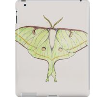 Luna Moth iPad Case/Skin