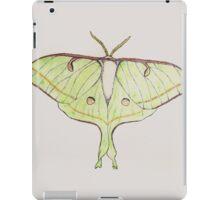 Luna Moth iPad Case/Skin