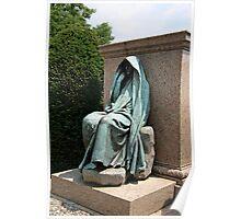 The  Adams Memorial - Grief Poster