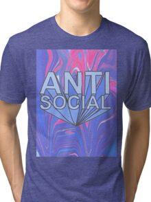 Anti Social Tri-blend T-Shirt