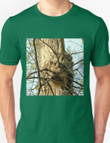 Sitting pretty Unisex T-Shirt