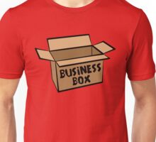 Business Box Unisex T-Shirt