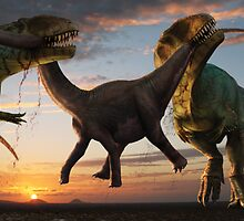 Double Death by Paleocreations
