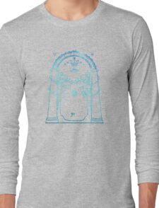 Speak Friend and Enter Long Sleeve T-Shirt