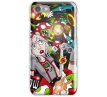 Alice In Video Land iPhone Case/Skin