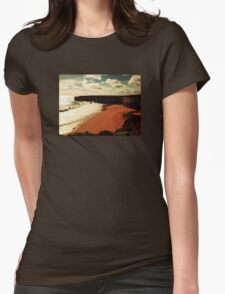 The Great Ocean Road Womens Fitted T-Shirt