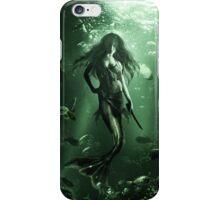 Jungle Huntress Siren iPhone Case/Skin