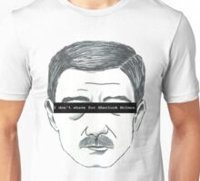 The 'Stache Stays Unisex T-Shirt