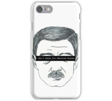 The 'Stache Stays iPhone Case/Skin