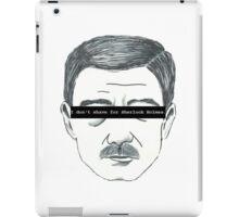The 'Stache Stays iPad Case/Skin
