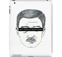 The 'Stache Stays iPad Case/Skin