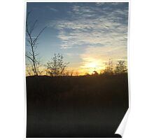 Appalachian Sunset Poster