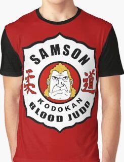 Brock Samson - Blood Judo - The Venture Brothers Graphic T-Shirt