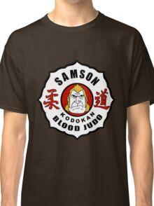 Brock Samson - Blood Judo - The Venture Brothers Classic T-Shirt