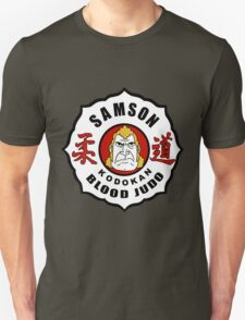 Brock Samson - Blood Judo - The Venture Brothers Unisex T-Shirt