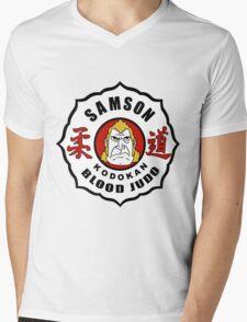 Brock Samson - Blood Judo - The Venture Brothers Mens V-Neck T-Shirt