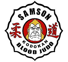 Brock Samson - Blood Judo - The Venture Brothers Photographic Print