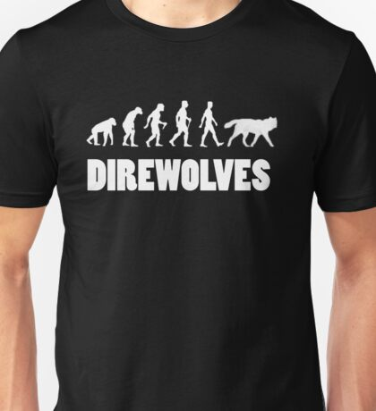 Direwolves Unisex T-Shirt