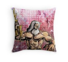 Zeus Throw Pillow