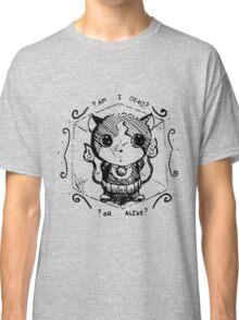 Schrodingers jibanyan Classic T-Shirt
