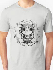Schrodingers jibanyan Unisex T-Shirt