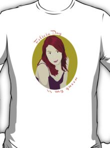 Felicia Day is My Queen T-Shirt