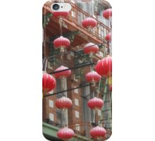 San Fran China Town  iPhone Case/Skin