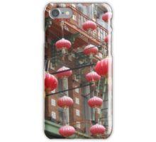 San Fran China Town  iPhone Case/Skin