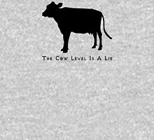 Cow Level-Black Classic T-Shirt