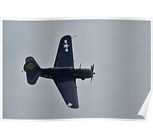 WWII HellDiver Poster