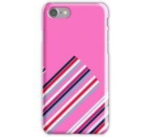 Luxury Artistic Fashion Collection with Retro Vintage Stripes - Luxury Collection iPhone Case/Skin