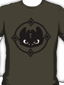 How To Train Your Dragon 2 Night Fury Tee T-Shirt