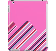 Luxury Artistic Fashion Collection with Retro Vintage Stripes - Luxury Collection iPad Case/Skin