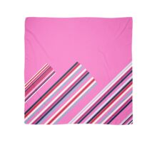 Luxury Artistic Fashion Collection with Retro Vintage Stripes - Luxury Collection Scarf