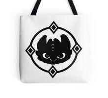 How To Train Your Dragon 2 Night Fury Tee Tote Bag