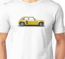 Renault 5 Turbo (yellow) Unisex T-Shirt