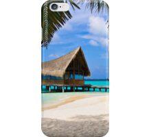 Plage de sable iPhone Case/Skin