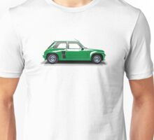 Renault 5 Turbo (green) Unisex T-Shirt