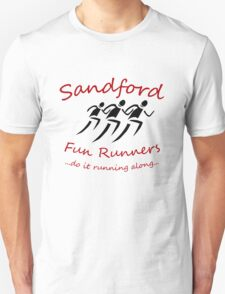 Sandford Fun Run Unisex T-Shirt