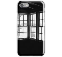 Window To The Past iPhone Case/Skin