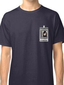 Torchwood Gwen Cooper ID Shirt Classic T-Shirt