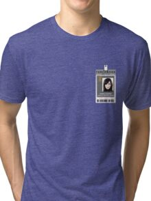 Torchwood Gwen Cooper ID Shirt Tri-blend T-Shirt