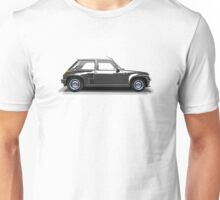 Renault 5 Turbo (black) Unisex T-Shirt