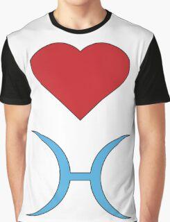 Inner Pisces Graphic T-Shirt
